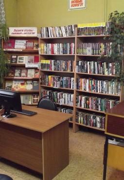 Барабановская сельская библиотека