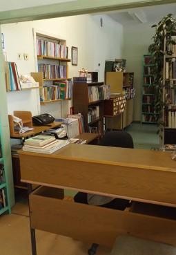 Лёдовская сельская библиотека