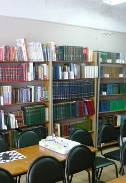 Сельская библиотека-филиал п. Чайковского