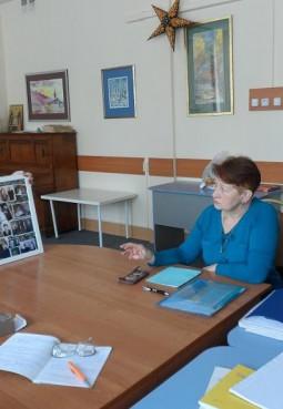 Центральная городская библиотека г. Дзержинский
