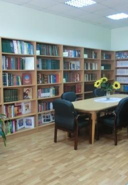 Центральная библиотека городского округа Котельники