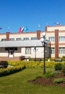 Структурное подразделение села Ершово