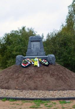 Памятник Отдельному казачьему корпусу войска Донского атамана М.И. Платова