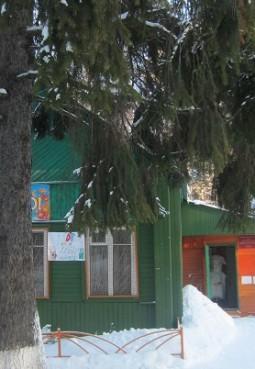 Ашукинская библиотека-филиал
