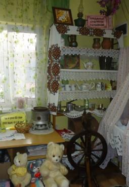 Старниковская сельская библиотека