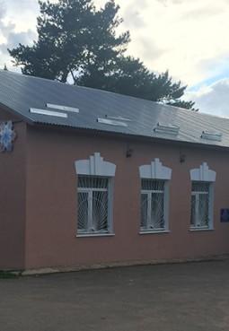 Дом культуры «Манюхинский»