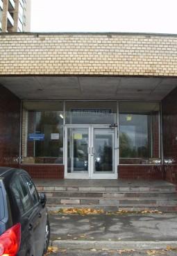 Отдел библиотеки на Черной Речке