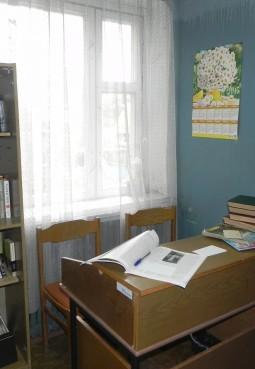 Новоселковская сельская библиотека