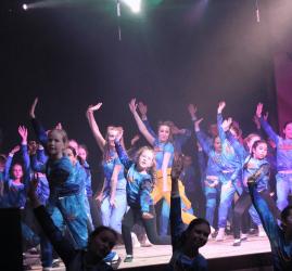 Праздничный концерт «Праздник танца»