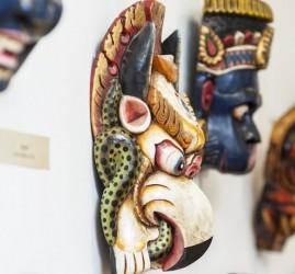 Выставка «Магические маски мира»