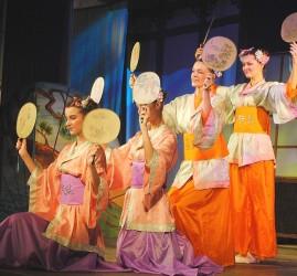 Показ записи спектакля «Принцесса О-Цуру»