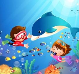 Развлекательная программа «Морские приключения»