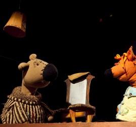 Кукольный спектакль «Хитрый лис»