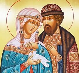 «Петр и Феврония Муромские»