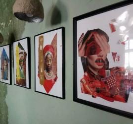 Выставка «7 новостей в мире коллажа»