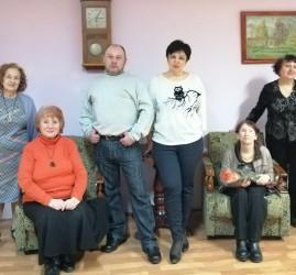 Заседание литературного объединения «Содружество»
