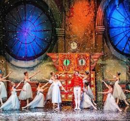Рождественский балет-сказка «Щелкунчик»