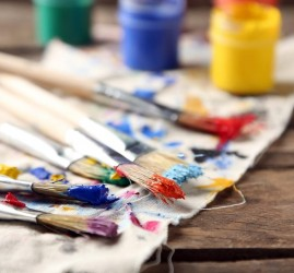 Мастер-класс «Основы акварельной живописи»