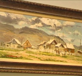 Выставка работ Николая Давыдова «Россия! Сердцу милый край…»