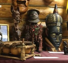 Выставка «Все маски мира в гости к вам»