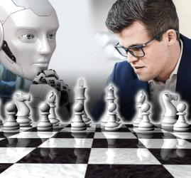 Шахматы против компьютера