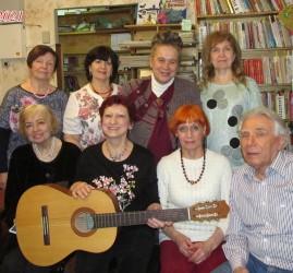 «Клуб бардовской песни «Перевал»»