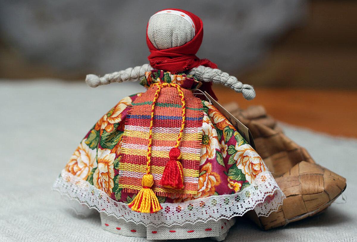 русские тряпичные куклы фото