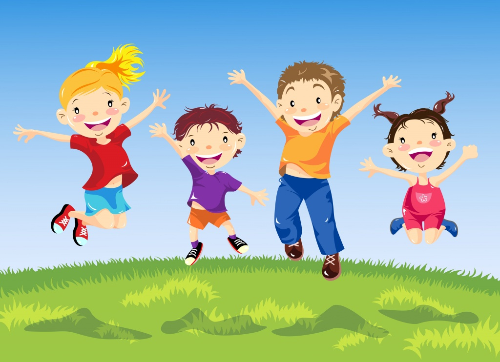 Рисовать веселые картинки для детей