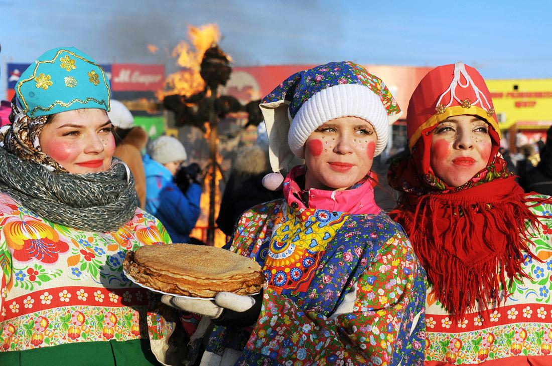 Картинки русские масленица