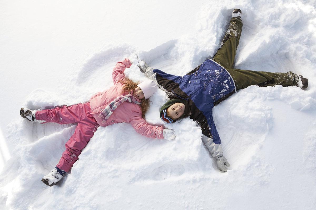 обязательно человек лежащий на снегу картинки вами