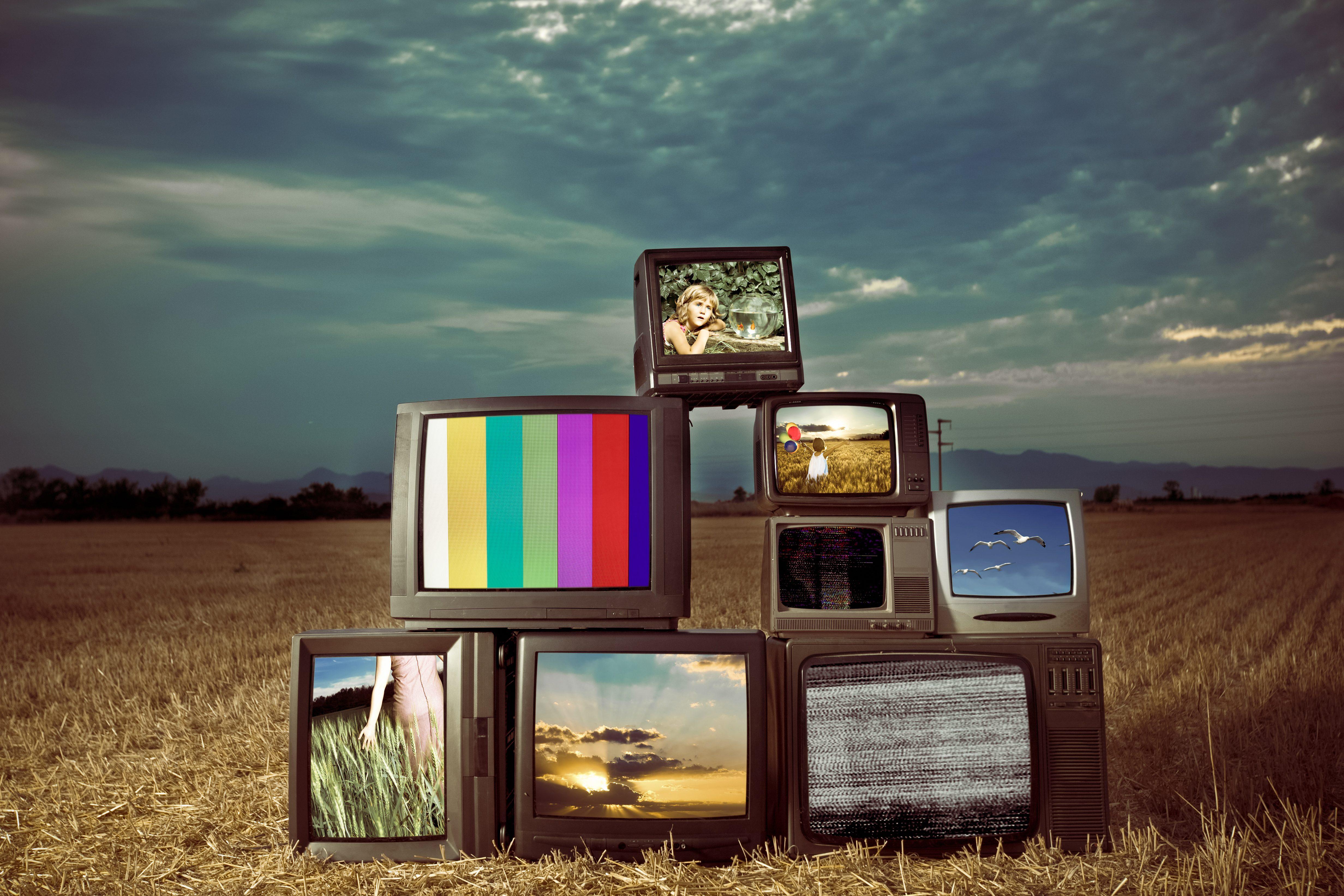 Телевизор реклама картинки сентябре